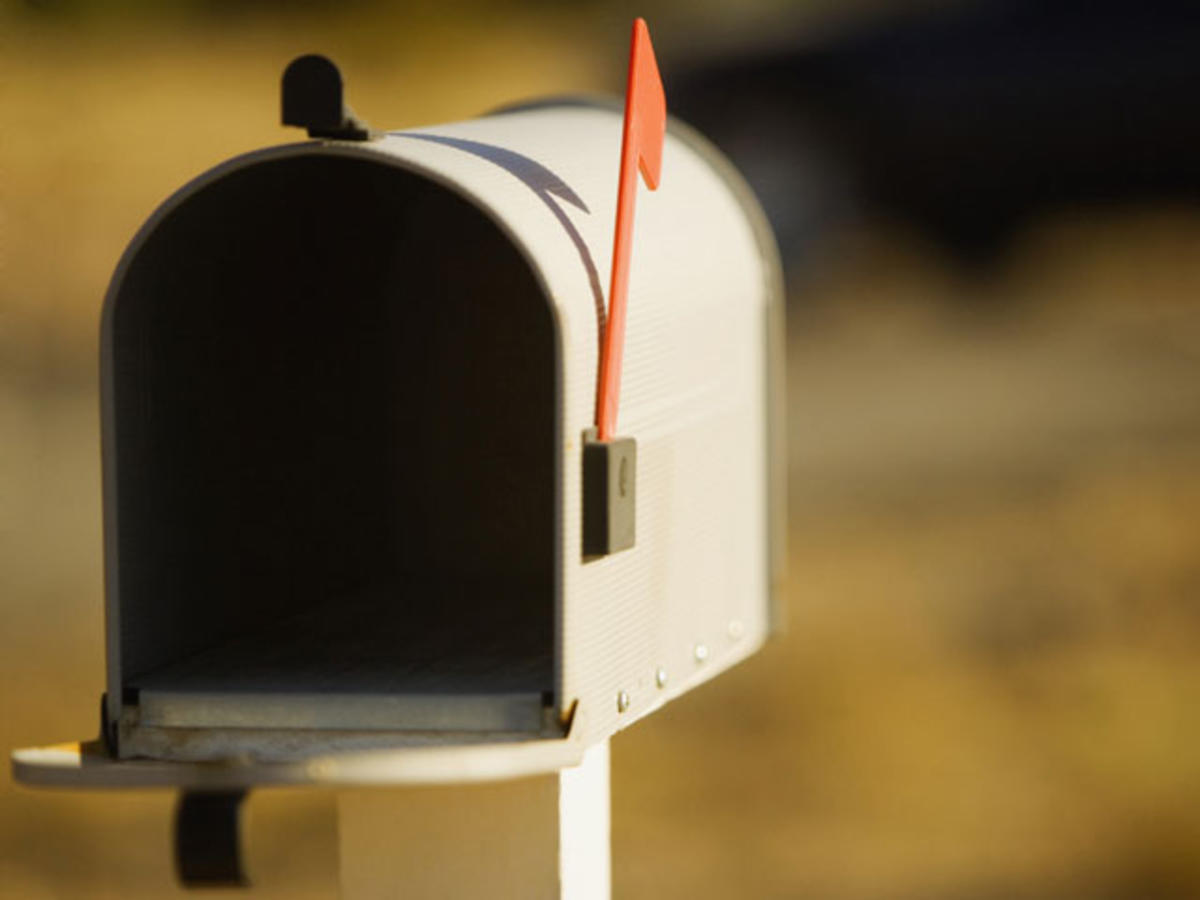 Keep your mail box empty