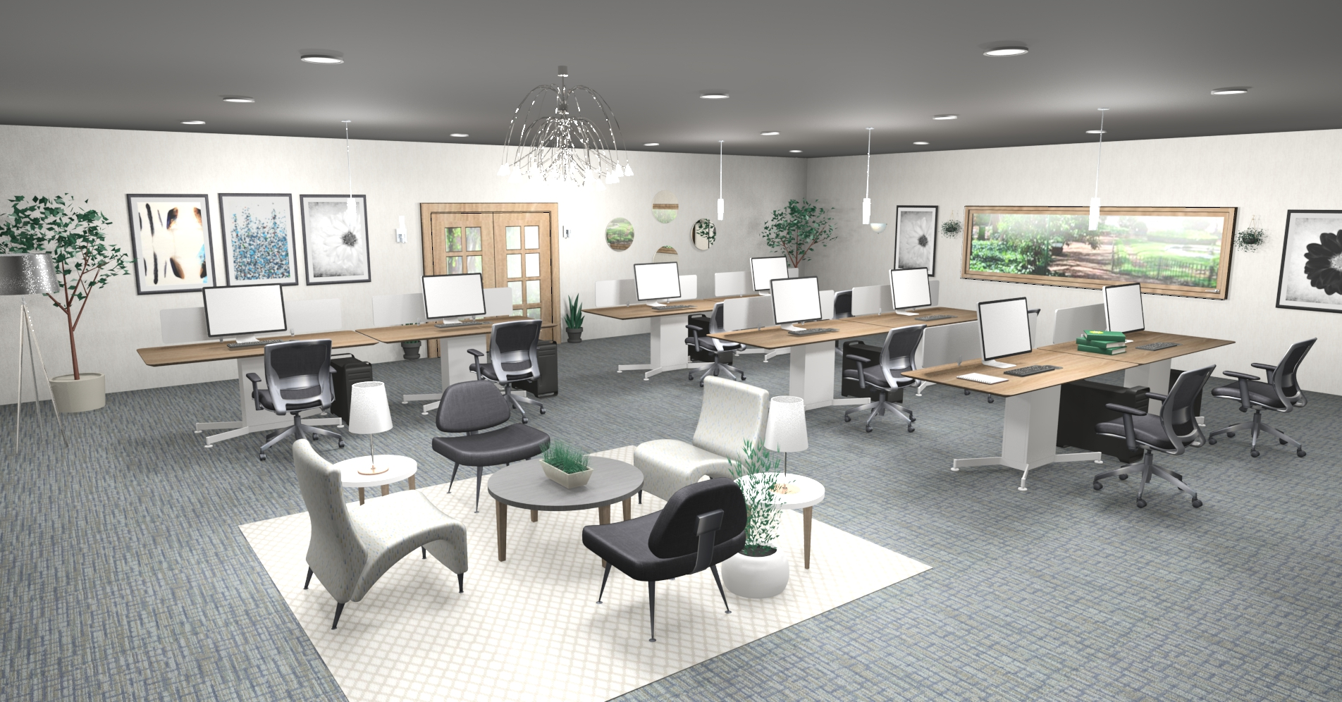 6 Latest Office Design and Layout Trends in 2019