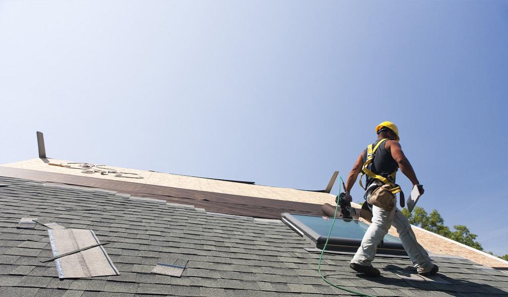 HAAG Certified Roof Repair